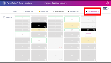 manage-lockers-select-out-of-service