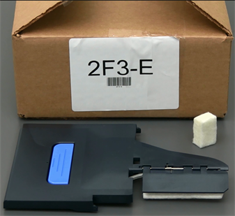 Moistener assembly replacement kit