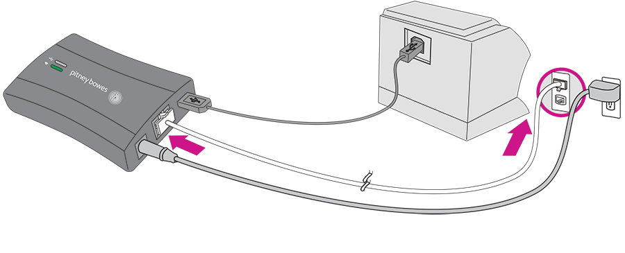 unplug network cable from Smartlink device